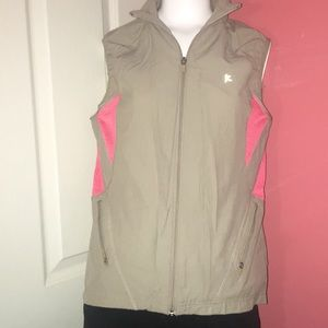Convertible Danskin Jacket Vest